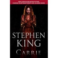 Booktopia has Carrie by Stephen King. Buy a discounted Paperback of Carrie online from Australia's leading online bookstore. Carrie Stephen King, Carrie 2013, Boomerang Books, Carry On Book, Carrie White, King Book, Ordinary Girls, Reading Rainbow, Julianne Moore