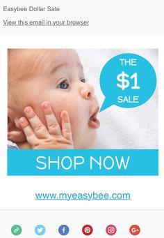 Easybee $1 sale! Shop Now, Teacher, Student, Education, Store, Children, Shopping, Tent, Boys