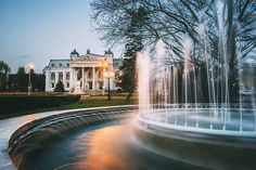 Image result for iasi Waterfall, Mansions, House Styles, Image, Outdoor, Home Decor, Outdoors, Decoration Home, Manor Houses