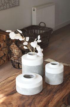 Sfeerbeeld: Mijn idee van een cosy winter met Leen Bakker. Prachtige potten van Leen Bakker. #cosy_in_winter