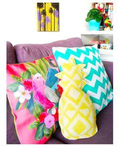 DIY Ananas Pillow