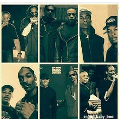 Dr Dre & Snoop Dogg