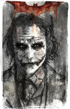 The Joker by =Devin-Francisco on deviantART