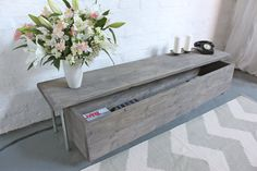 I Want This Tainoki Console Table And Stools Set So Bad