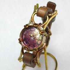 夕澄みのカクテル | 手作り腕時計とアクセサリーの千年工房