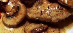 Hoender in sampioen-sjerrie-roomsous - ek braai my hoender eers lekker bruin | Boerekos.com – Kook met Nostalgie