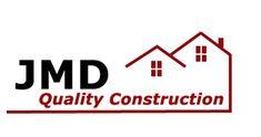 JMD Construction Company Logo