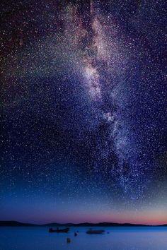 Heaven's Calling. Alaska.