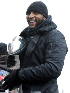 Ray Lewis~ Lovely!