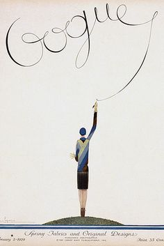 """George Lepape, Feb. 1929 