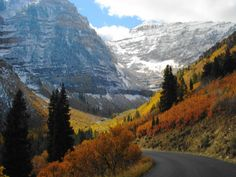 Alpine Loop, Sundance, Utah. A beautiful drive! #myhome