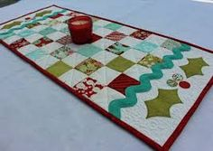 holiday table runners - Pesquisa Google
