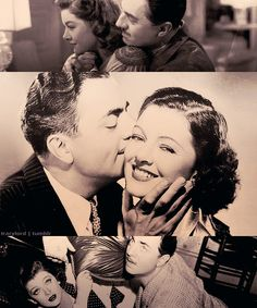 The perfect couple on the silver screen. I aspire to have a marriage like the ones William Powell and Myrna Loy portrayed in their movies.