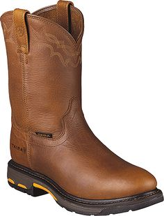 Ariat 10001185 - Men's 10 Inch Workhog Pull-On Style Inch 10001185