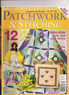 Patchwork & Stitching v 4 n 12 - Ludmila2 Krivun - Álbumes web de Picasa