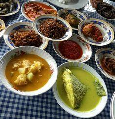 Hidangan khas sumbar