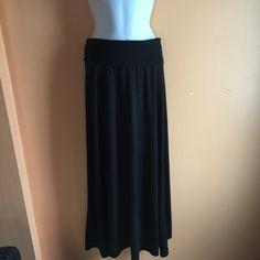 "Cute Skirt Beautiful black skirt, never worn. Length 38"" Other Skirts"