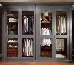 Gentleman's dressing room by Hayburn & Co.