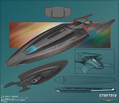 The Brigid Class draws upon the technological advancements that came from the Vesta Class Multi-Mission Explorer's development. This Science Multi-Mission Explorer variant is equipped with an Isometric Discharge Array that fires a devastating Spaceship Design, Spaceship Concept, Concept Ships, Star Trek Online, Starfleet Academy, Starfleet Ships, Star Trek Starships, Sci Fi Ships, Star Trek Universe