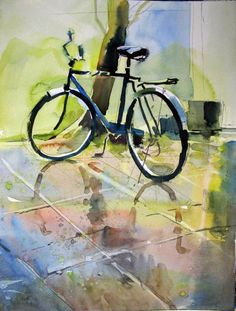 12 Beautiful Paintings by Milind Mulick - Fine Art and You - Painting
