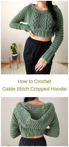 Moda Crochet, Cute Crochet, Crochet Crafts, Crochet Tops, Crochet Womens Tops, How To Crochet, Things To Crochet, Diy Crochet Projects, Crochet Ideas