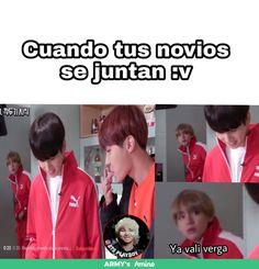 Trendy Ideas For Memes Bts Jikook Memes Bts Español, Vkook Memes, New Memes, Funny Memes, K Pop, Bts Chibi, Relationship Memes, Bts Lockscreen, Foto Bts