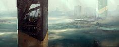 City sketch by janurschel on DeviantArt