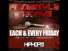 HHS1987 PRESENTS FREESTYLE FRIDAY (8-2-13) **VOTE NOW**