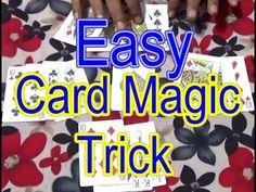 Easiest Card Magic Trick - The Foolish King(Hindi)