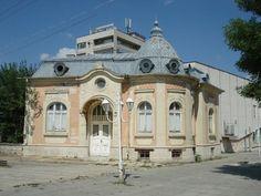 Old building in Kavarna Bulgaria