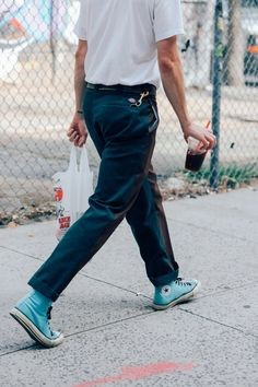 ccf493bcd5f The Best-Dressed Men From New York Fashion Week - GQ   WomenSFashionDesignerBrands
