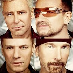 """""""Every generation gets a chance to change the world...""""- I'll Go Crazy If I Don't Go Crazy Tonight #U2 I know I'll go crazy if I don't see U2 again in 2016!  Oh, these men & their music touch my heart & soul."""