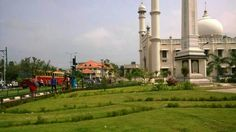 Palayam, the heart of the city