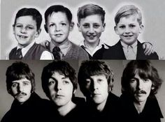 Beatles / Ringo Star / Paul McCartney / John Lennon / George Harrison