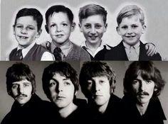 Beatles / Ringo Star / Paul McCartney / John Lennon / George Harrison