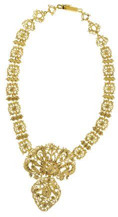 Eleuterio Jewels portuguese gold handmade filigree