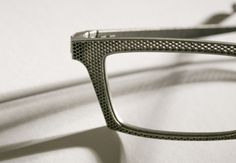 3D laser-geprinte brillen uit titanium 'made in Belgium' - Hoet Couture - www.vingerhoets-optics.be