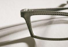 3D laser-geprinte brillen uit titanium 'made in Belgium' - Hoet Couture - www.vingerhoets-optics.be