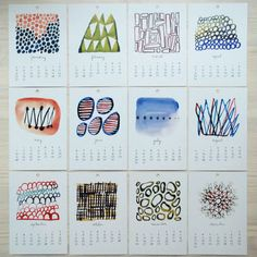 maybe i can make a 2012 calendar for myself using reused paperboard boxes. yeah, bring monthly printouts to the weekend get-a-way and paint, paint, paint Creative Calendar, Art Calendar, Calendar Design, Auction Projects, Art Auction, Art Projects, High School Art, Lettering, Art Club