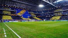AIK Fotboll Ultras Football, Architecture Design, Soccer, Sports, Hs Sports, Architecture Layout, Futbol, Sport, European Football