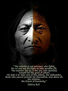 Native American Quotes, Native American History, Native American Warrior, American Symbols, American Indian Art, American Indians, American Women, Sitting Bull Quotes, Bruce Lee Quotes
