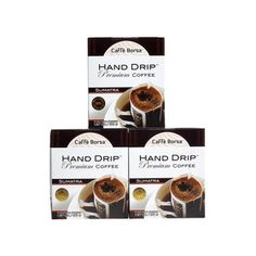 Hand Drip Sumatra 3Pk, $24, now featured on Fab.