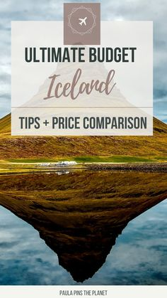 Are you looking for the best Iceland travel tips for visiting Iceland on a budget? By closely following these travel guide to Iceland, you wll save hundreds, if not thousands, off the cost of your trip to the Iceland. Traveling to Iceland doesn't have to break the bank and this is the ONLY GUIDE WITH PRICE COMPARISON FOR A TRIP TO ICELAND - Iceland on a budget | How to save money in Iceland | Iceland cheap vacation | Things to do in Iceland for Free | Iceland travel on a budget | Tips to… Iceland Trip Cost, Iceland Budget, Iceland Travel Tips, Guide To Iceland, Europe Travel Guide, Travel Guides, Continents And Countries, Budgeting, Hiking Guide