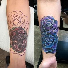 Forearm Cover Up Tattoos, Rose Tattoo Cover Up, Forarm Tattoos, Body Art Tattoos, Sleeve Tattoos, Hip Tattoos, Pretty Tattoos, Beautiful Tattoos, Cover Up Tattoos Before And After