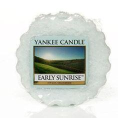 Early Sunrise* #YankeeCandle #MyRelaxingRituals