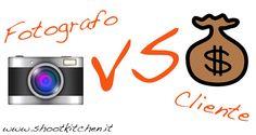 Fotografo VS Cliente: chi vincerà?