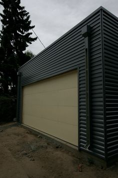 Best Garage With Skillion Roof Like Profile But Not Materials 400 x 300