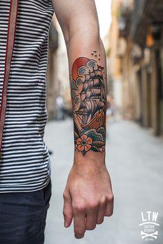 tattoo via ltw tattoo studio