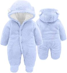 XMWEALTHY Unisex Baby Tuch Winter Mäntel Cute Newborn Infant Jumpsuit Schneeanzug B … – winter baby clothing Baby Outfits, Newborn Girl Outfits, Kids Outfits Girls, Newborn Girls, Baby Newborn, Baby Girls, Baby Clothes Sizes, Newborn Boy Clothes, Trendy Baby Clothes