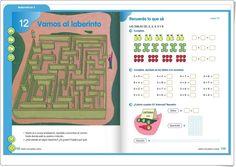 """Unidad 12 de Matemáticas de 2º de Primaria: """"El calendario"""" Periodic Table, Diagram, Interactive Activities, Labyrinths, Unity, Calendar, United States, Periodic Table Chart"""